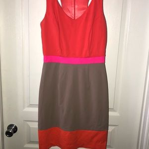 Cynthia Rowley Color Block Dress
